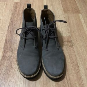 Clarks Suede Chukka Boots